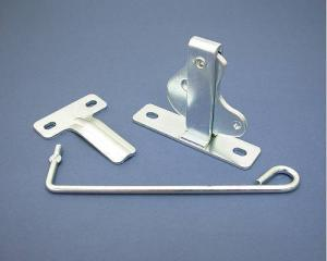 Customized Gate Latch
