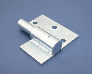 JW-BBH-4R Weld-On Butt Ball Bearing Hinge